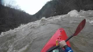 Ocoee River @ 13,000 CFS