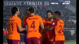 Akhisarspor 1 - 2 Galatasaray l Geniş Maç Özeti l ZTK l Muhteşem Goller İzle
