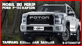 Ini Dia SUV Keren dan Sangar yang Punya Desain Mirip Ford F-150 Raptor !