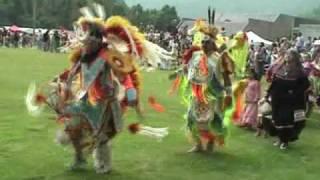 Cherokee Powwow, North Carolina