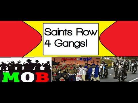 Saints Row 4 - Saints Row 4: The Gangs of Saints Row 4 ...
