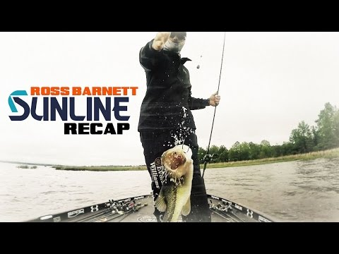 2017 Sunline Recap - Ross Barnett BASS Elite