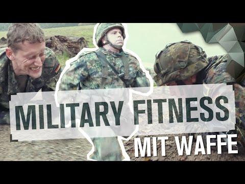 Military Fitness mit Waffe | TAG 25