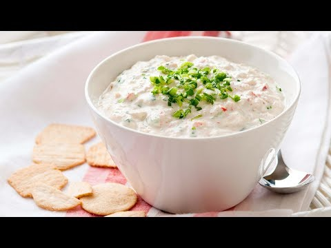 Clam Dip Recipe | Easy Summer Appetizer