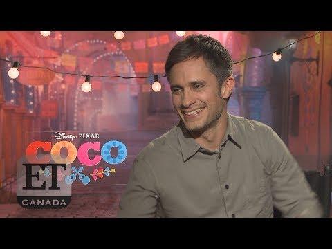 Gael Garcia Bernal, Benjamin Bratt 'Coco' Interview