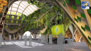 SIAL Paris - Pavillon de France l'Exposition Universelle - Milan 2015