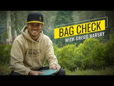 Bag Check: 2018 In-the-Bag with Gregg Barsby