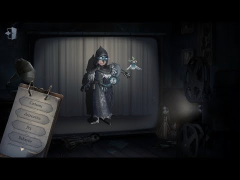 (ENGLISH DUB) SEER'S NIGHT OWL SKIN REVIEW ON HD GAMEPLAY IDENTIY V