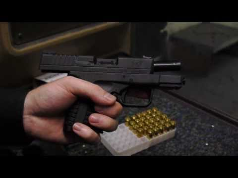 Springfield XD-S (XDS) .45 - Failure To Go Into Battery & Light Primer Strike Malfunctions