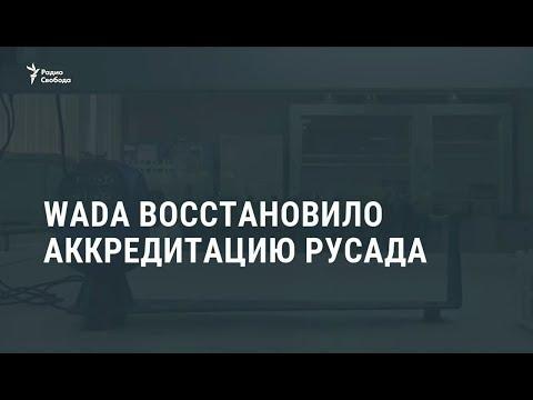 Исполком WADA проголосовал за восстановление РУСАДА в правах / Новости