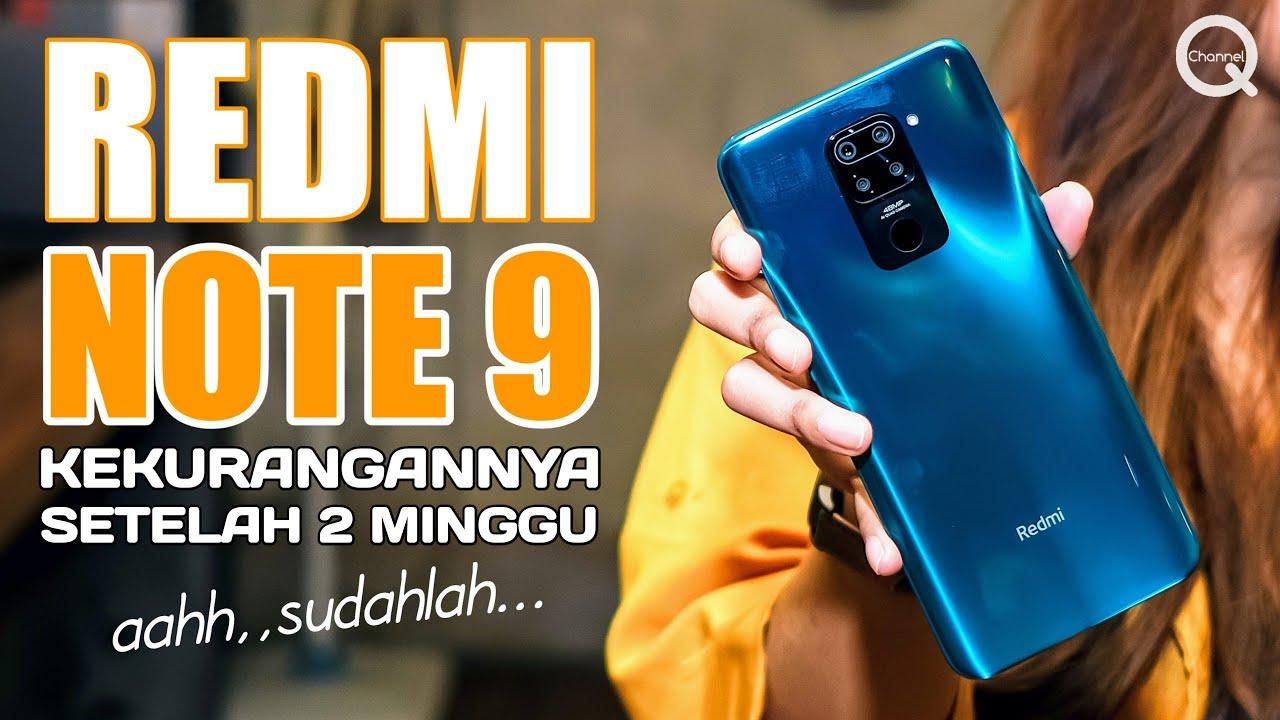 Full Review Xiaomi Redmi Note 9 Setelah 2 Minggu Pemakaian