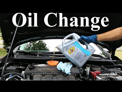 Thumbnail: How to Change Your Oil (COMPLETE Guide)
