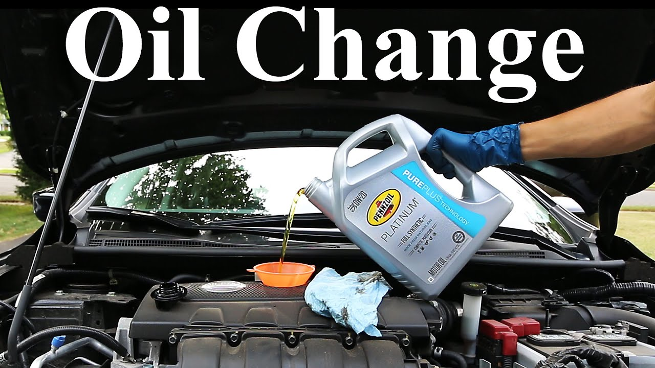 How To Change Your Oil Complete Guide Youtube