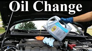 How to Change Your Oil (COMPLETE Guide) thumbnail
