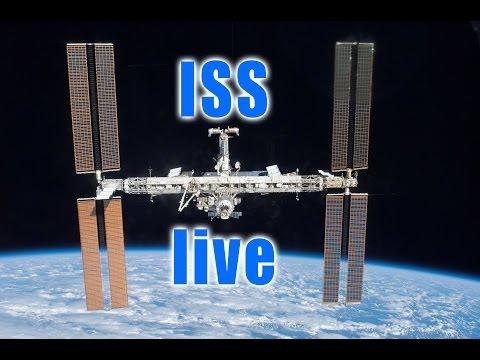 ISS Space Station live Video und Funk (ham radio)