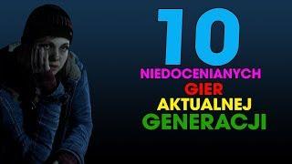 10 Niedocenianych Gier Tej Generacji - Funfacts #41