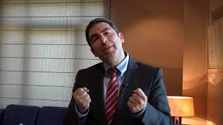 Entrevista a Òscar Gimeno, candidat a degà del Col·legi