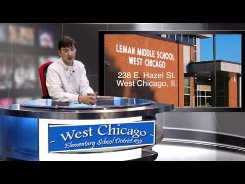 WEST CHICAGO DISTRICT 33 NEWS BITES 2/22-226 2016