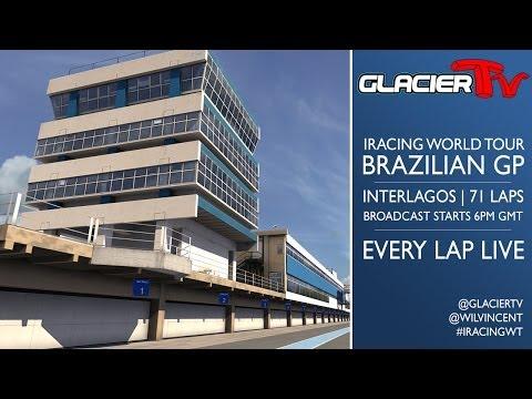 iRacing.com World Tour - Grand Prix of Brazil