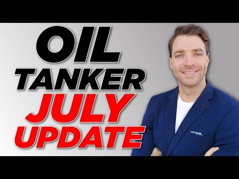 UPDATE - Oil Tanker Stocks July
