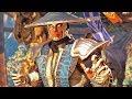 História do Raiden (INJUSTICE 2)