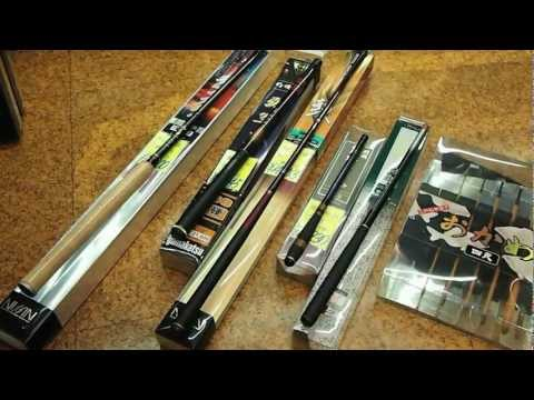 Telescopic Rods: Tenkara, Keiryu (eza-zuri), Tanago And More