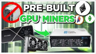 GPU Mining is PROFITABLE and these guys SELL PRE-BUILT GPU MINERS!