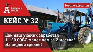 Кейс №32. 1 120 000 рублей за 2 месяца! Как начать с нуля и открыть свое агенство