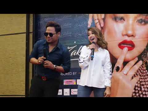 Syamel & Ernie Zakri - Aku Cinta LIVE @ Launching single ''Misteri