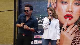 Syamel & Ernie Zakri - Aku Cinta LIVE @ Launching single ''Misteri