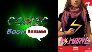 Comic Book Issues - Ms. Marvel #1-2
