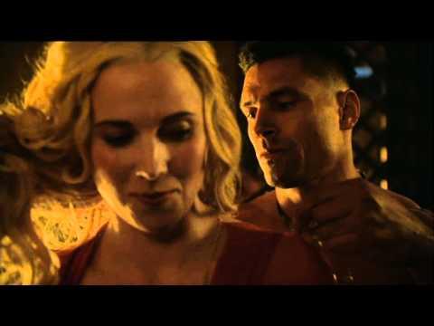 Spartacus Ep4 #2 - Lucrezia fa sesso con Crixus