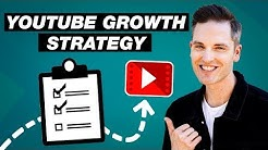 10X YouTube Channel Growth Strategy
