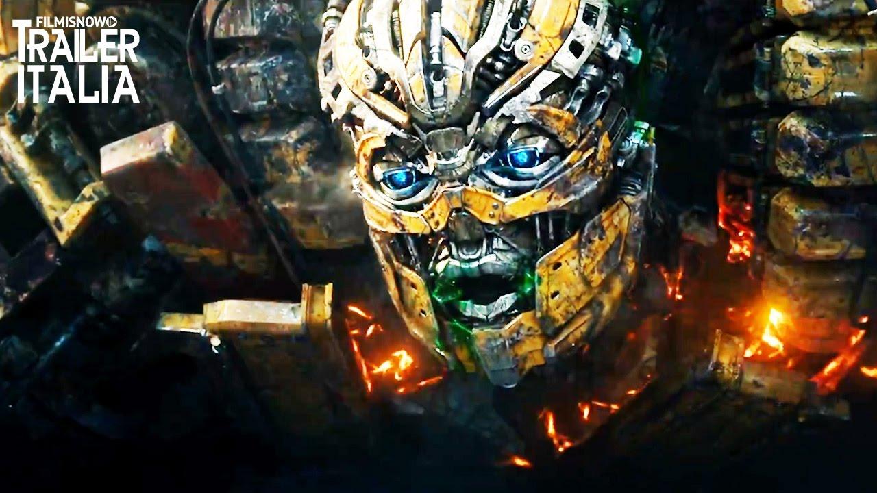 Transformers L Ultimo Cavaliere Nuovo Epico Trailer Italiano