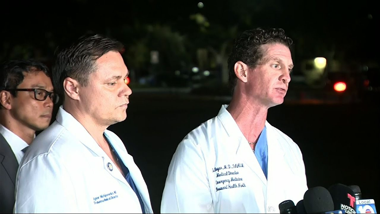 Broward Hospital Prepared For Shooting Vicitms