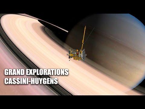Grand Explorations: Cassini-Huygens - Orbiter Space Flight Simulator