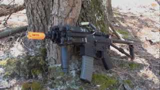 A review of the DBOYS PDW Full Metal Airsoft AEG, which is availabl...