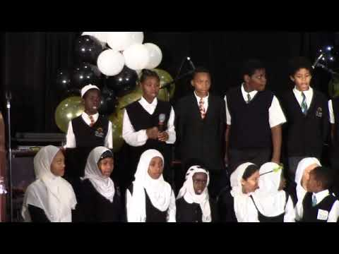 """Islah Academy perform at """"A Time To Be Grateful"""" 2019"""