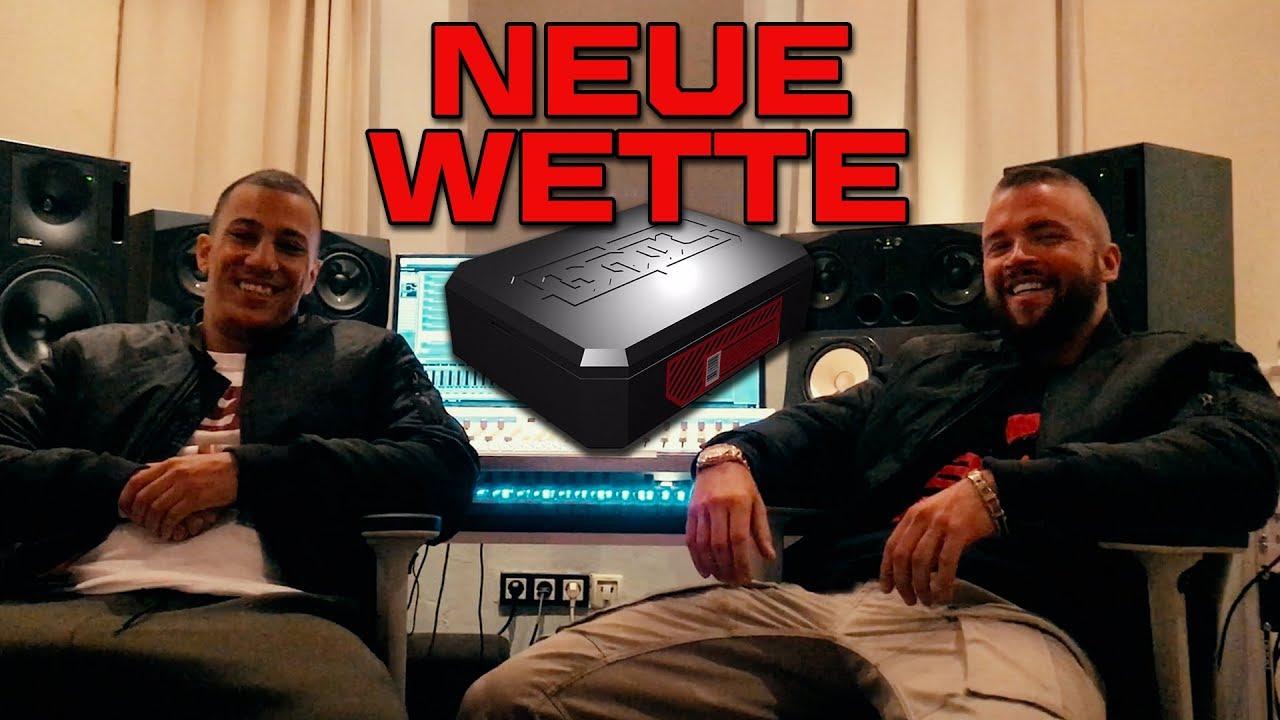 Kollegah & Farid Bang ✖️ AUFLÖSUNG DER WETTE / ERSTES MUSIKVIDEO / BOXINHALT / NEUE WETTE ✖️