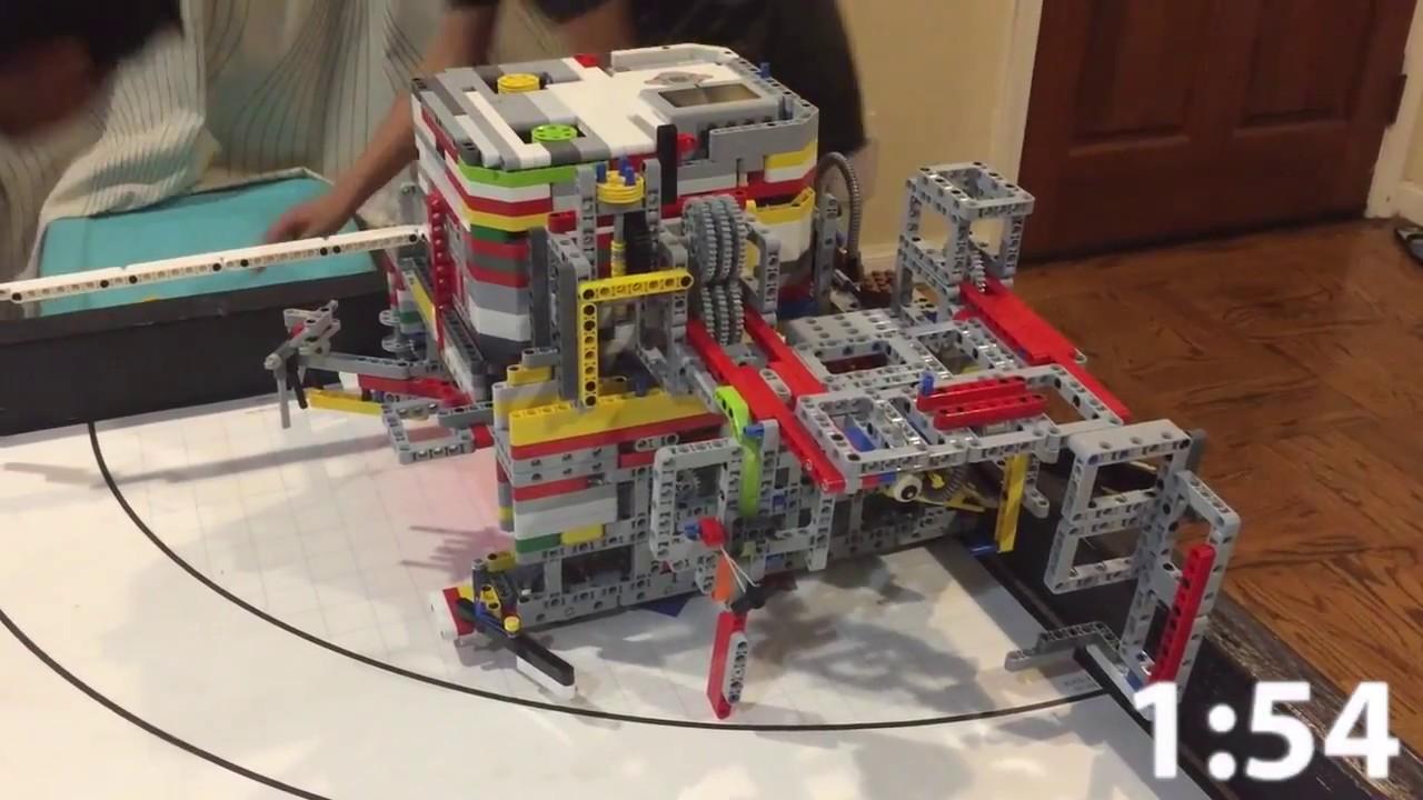 Fll Animal Allies Kuriosity Robotics 237 Points Youtube