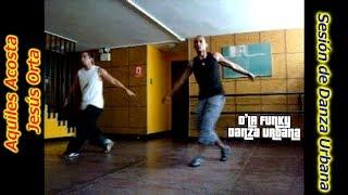 Hip Hop Dance Choreography. Sesión de Danza Urbana. D