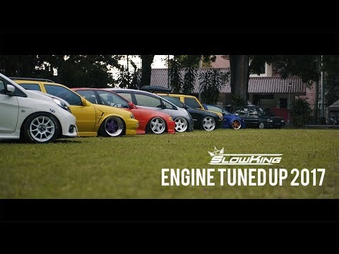 Engine Tune Up Car Meet Up 2017 Official After Movie |  Slowking Media