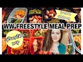 WW FREESTYLE MEAL PREP || MEAL PREP MONDAY || My Weight Loss Journey