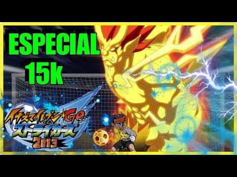 ☠ Inazuma Eleven GO Strikers 2013 DUBLADO EM PORTUGUÊS☠ ESPECIAL 15K