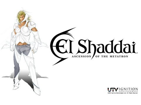 Duxativa Juega El Shaddai Ascension Of The Metatron  De La PS3