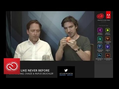 Create like never before with CC mobile apps  | Adobe Creative Cloud