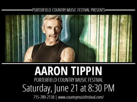 Aaron Tippin is coming to the Porterfield Country Music Festival June 21 2014
