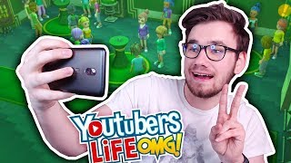 ZOSTAŁEM VLOGEREM?! (Youtubers Life #09)