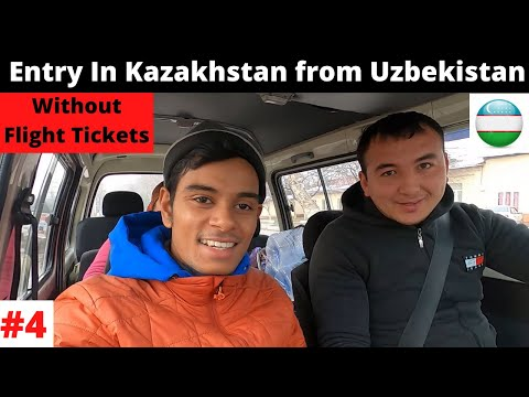Entry in Kazakhstan without Showing Flight Tickets !!