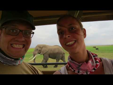 Kenia Safari - Unser Urlaub 2017